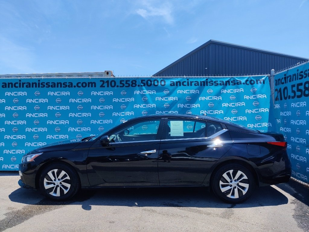 Certified Pre-Owned 2019 Nissan Altima 2.5 S