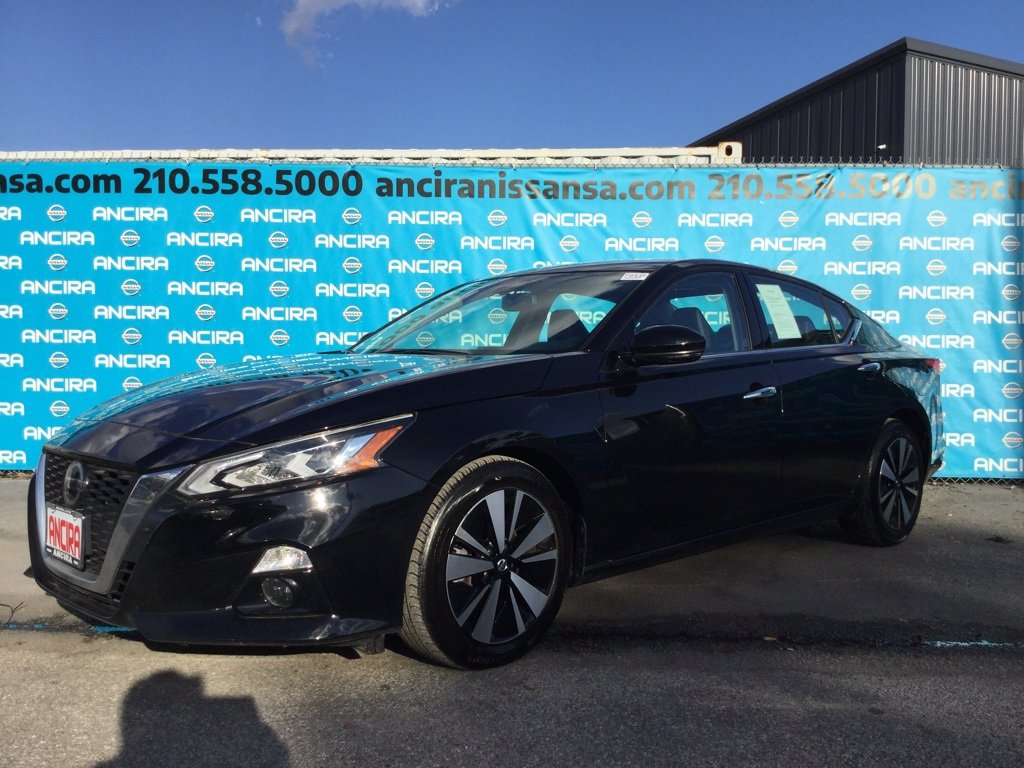 Certified Pre-Owned 2019 Nissan Altima 2.5 SL